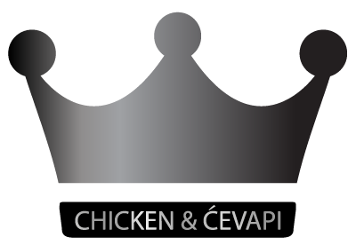 Chicken and Ćevapi